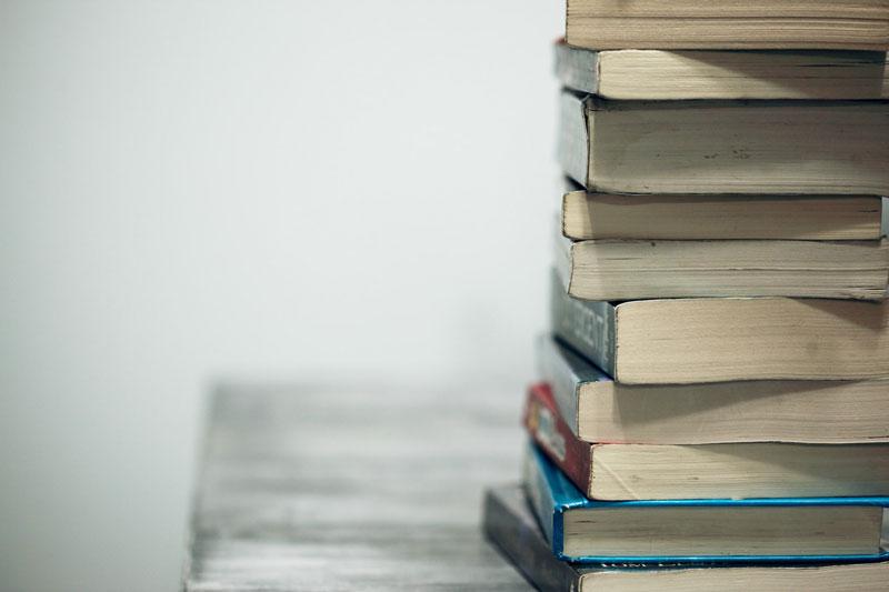 btw op boeken unsplash