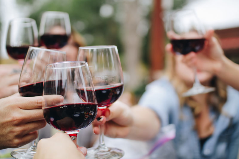 BTW op wijn alcohol bier